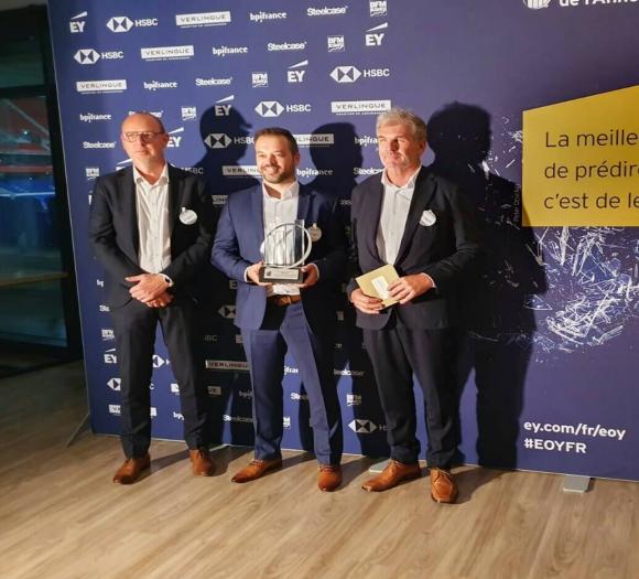 Supernova Invest salue la réception du Prix EY de la Start Up de l'année pour Diabeloop
