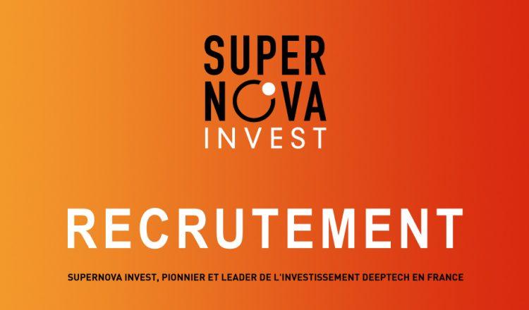 Recrutement – CDI – Directeur/trice d'Investissement H/F – Paris ou Grenoble