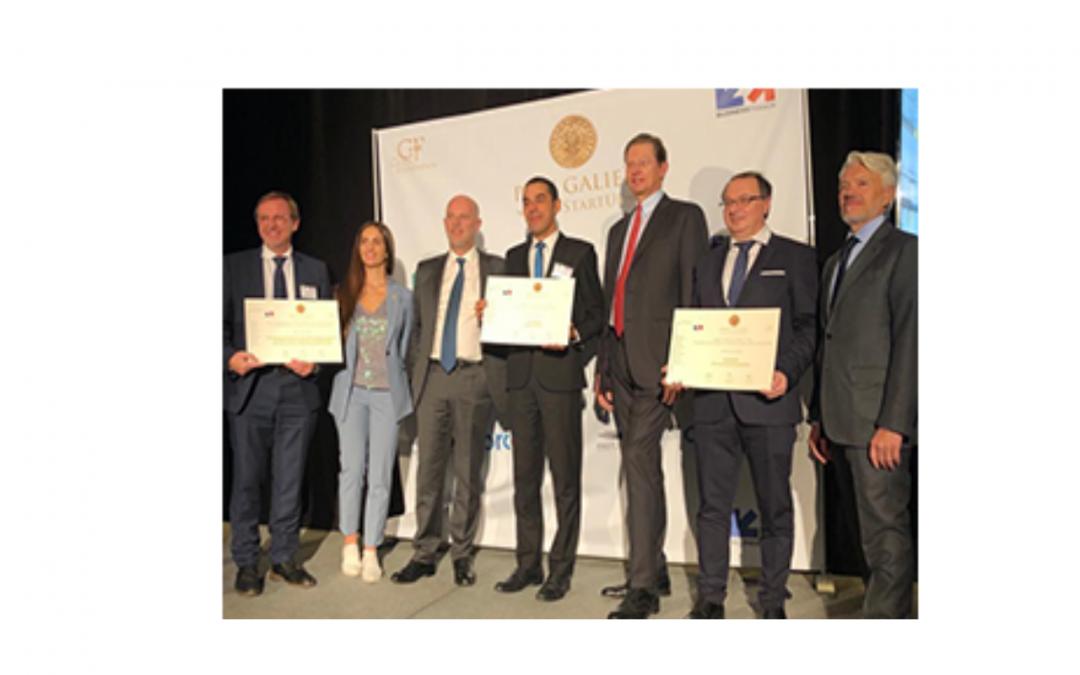Supernova Invest salue la réception du Prix Galien USA Med'Start-Up 2019 pour UroMems