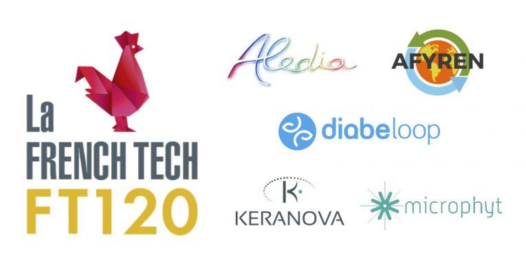 Avec la présence de 5 startups dans le French Tech 120, Supernova Invest confirme son rôle de leader dans le capital-innovation technologique