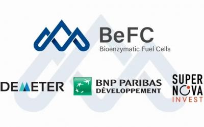 BeFC lève €3M de fonds d'investissement privés.