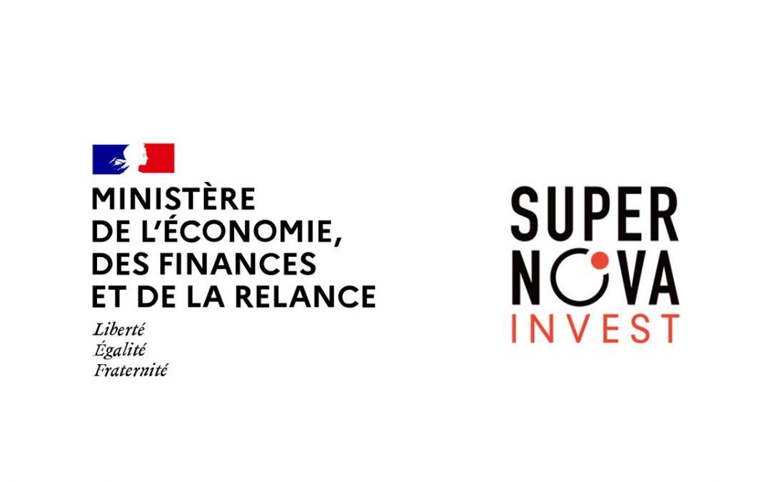 Supernova Invest se qualifie dans le cadre de l'initiative pour le financement  des entreprises technologiques