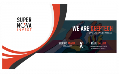 #WeAreDeeptech : ALEDIA X Supernova Invest