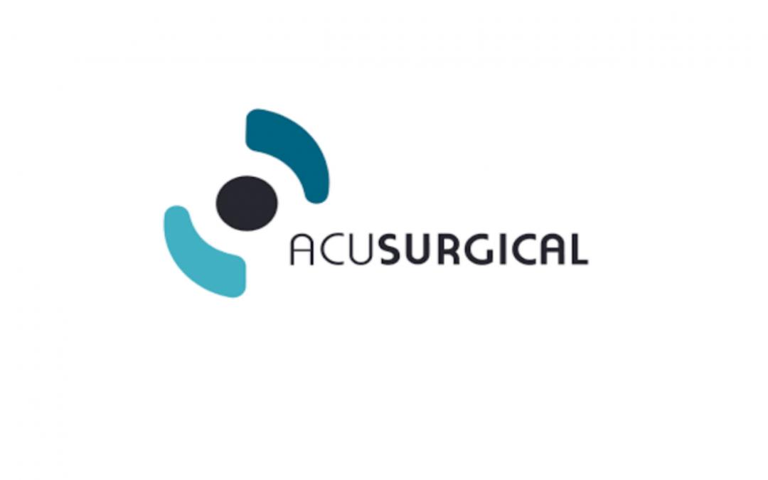 AcuSurgical lève 5,75 millions d'euros afin de développer une solution pour la microchirurgie oculaire.
